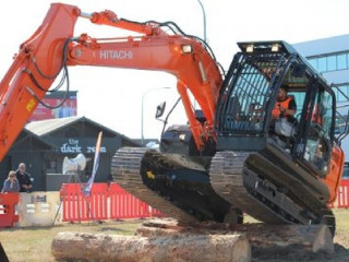 CCNZ Manawatu Branch CablePrice Regional Excavator Operator Competition 2020