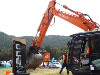 CCNZ Wellington Wairarapa CablePrice Excavator Operator Competition