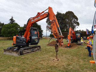 REMINDER: CCNZ Otago CablePrice Excavator Operator Competition