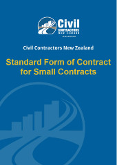 Standard Form of Contract for Small Contracts
